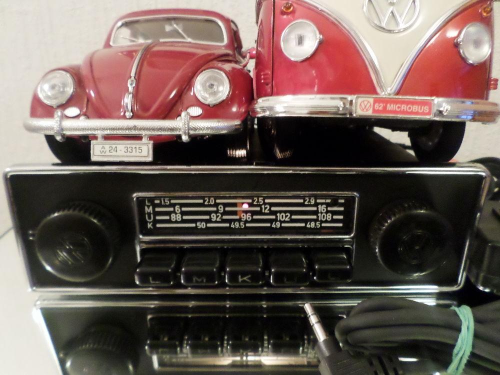 AUTORADIO VOITURE DE COLLECTION  COCCINELLE VW COMBI BMW ETC 1 Talence (33)