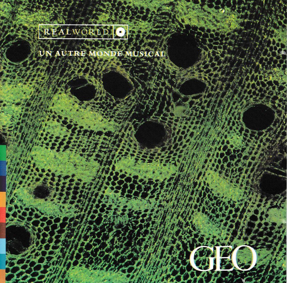 CD Un Autre Monde Musical Geo - Realworld Compilation 19 Bagnolet (93)