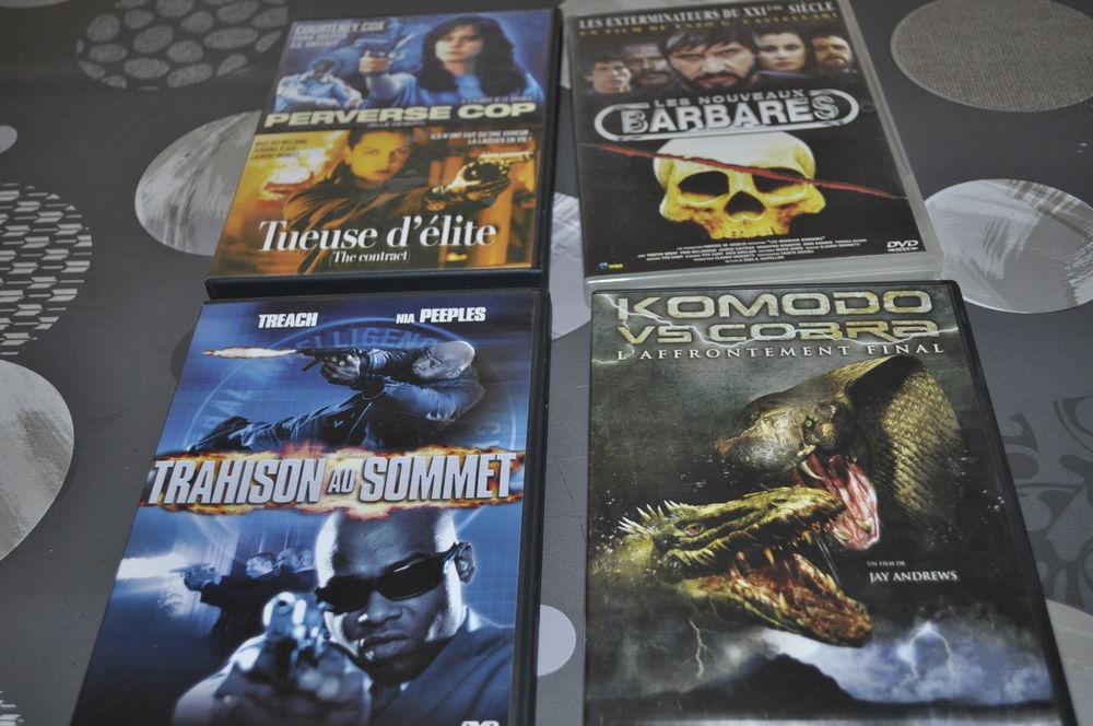 Lot de DVD avec entre autre Courteney Cox 5 Perreuil (71)