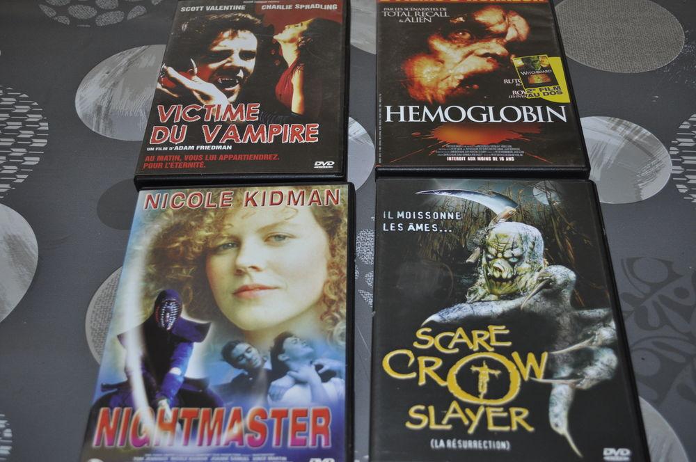 Lot de DVD avec entre autre Nicole Kidman 5 Perreuil (71)