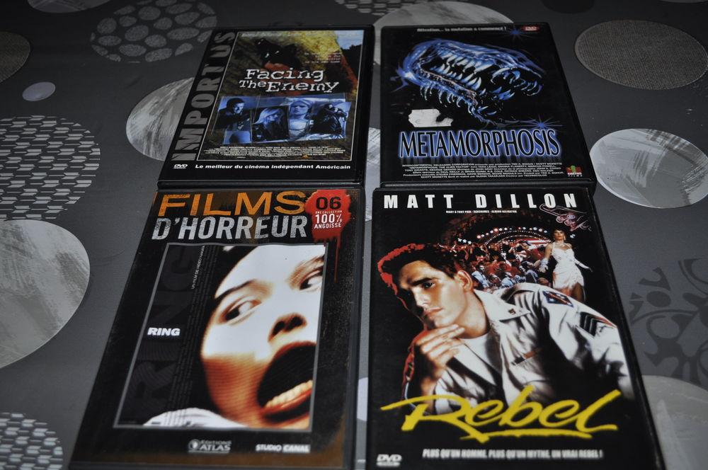 Lot de DVD avec entre autre  Matt Dillon  5 Perreuil (71)