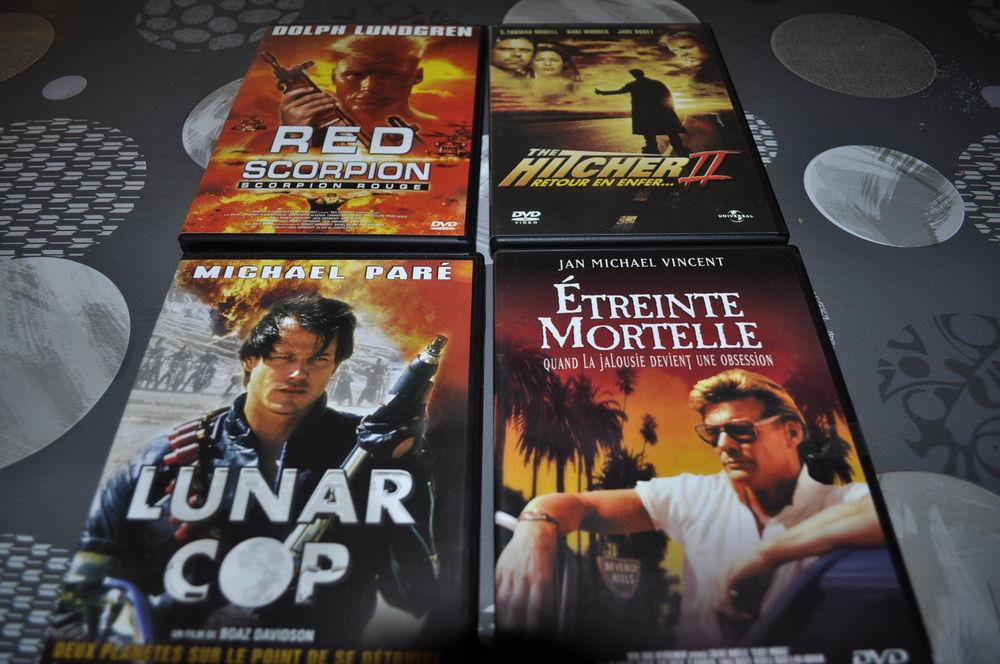 DVD avec entre autre   Dolph Lundgren  5 Perreuil (71)