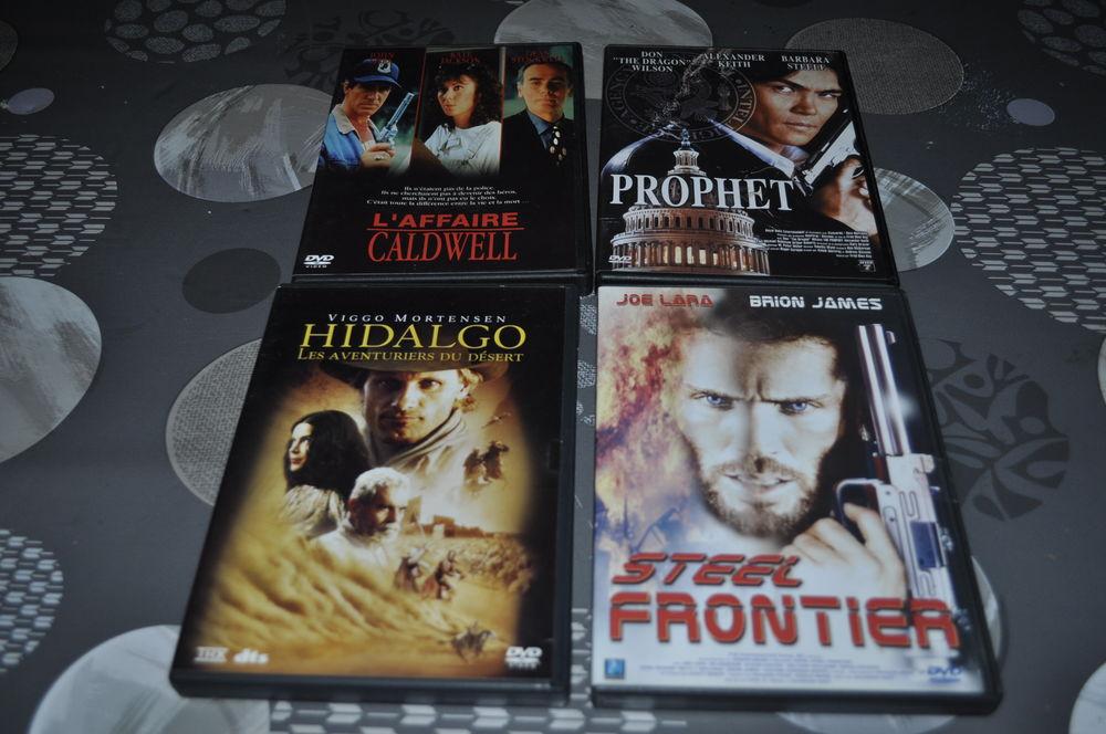 Lot de DVD avec entre autre  Viggo Mortensen  5 Perreuil (71)