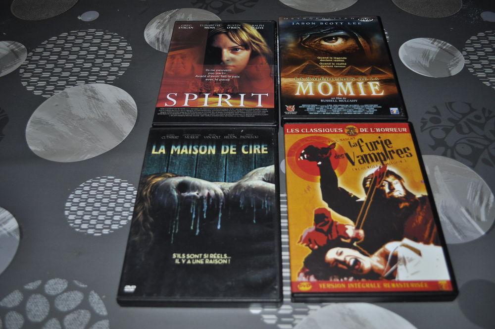 Lot de DVD avec entre autre  Paris Hilton  5 Perreuil (71)