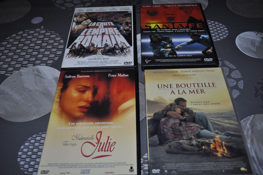 Lot de DVD avec entre autre  Kevin Costner  5 Perreuil (71)
