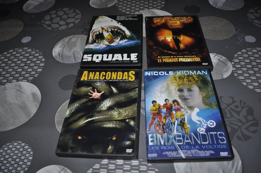 Lot de 4 DVD avec entre autre  Nicole Kidman  5 Perreuil (71)