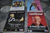 Lot de DVD avec entre autre  Nicolas Canteloup  5 Perreuil (71)
