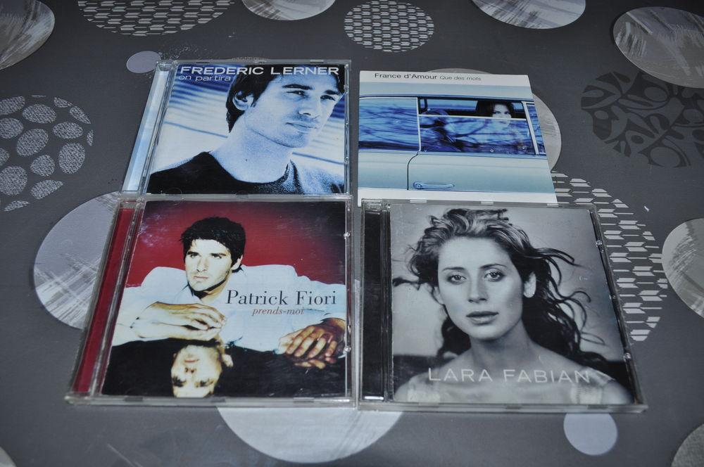 Lot de CD avec entre autre  Lara Fabian  5 Perreuil (71)