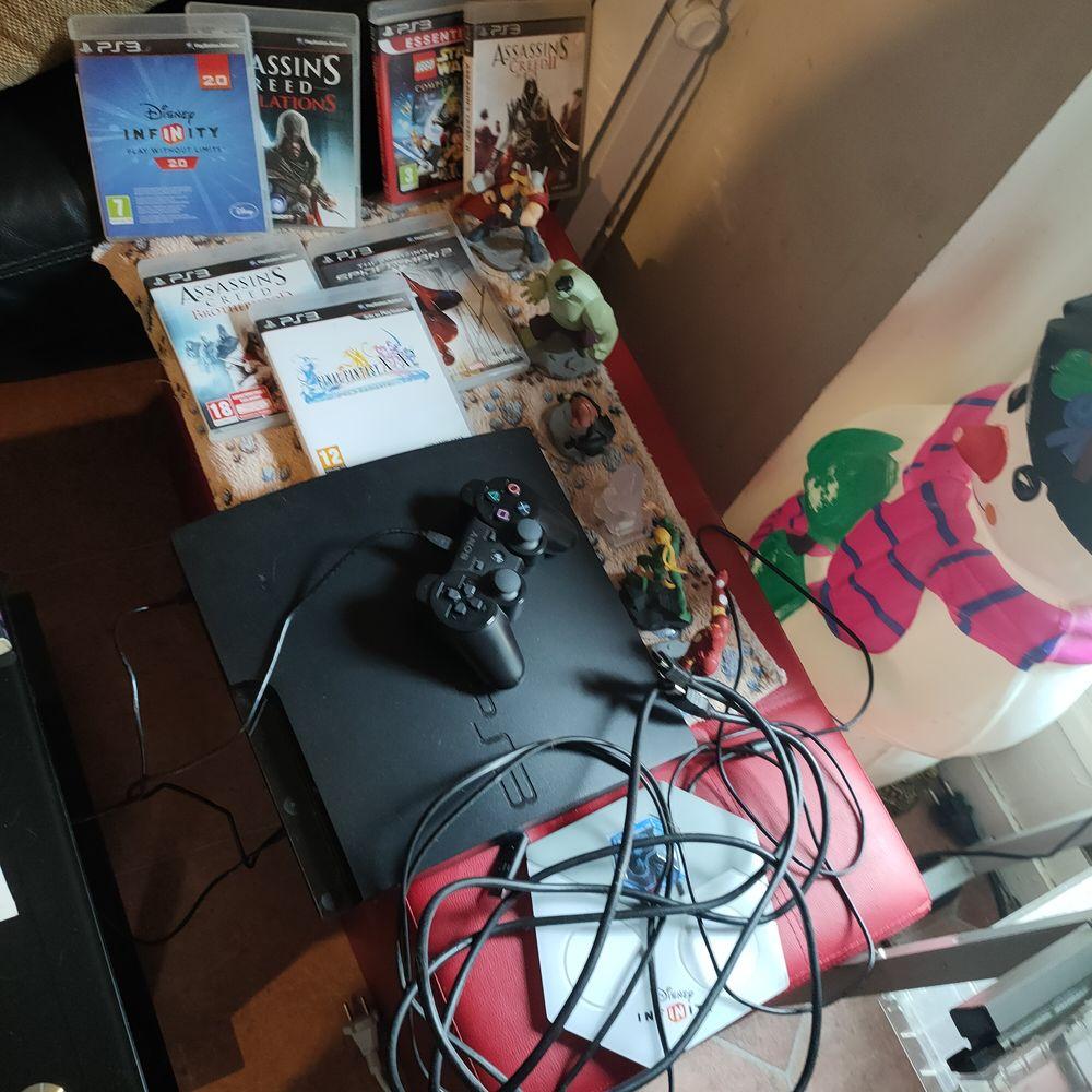 PS3 avec jeux et plateau Disney 50 La Ferté-sous-Jouarre (77)