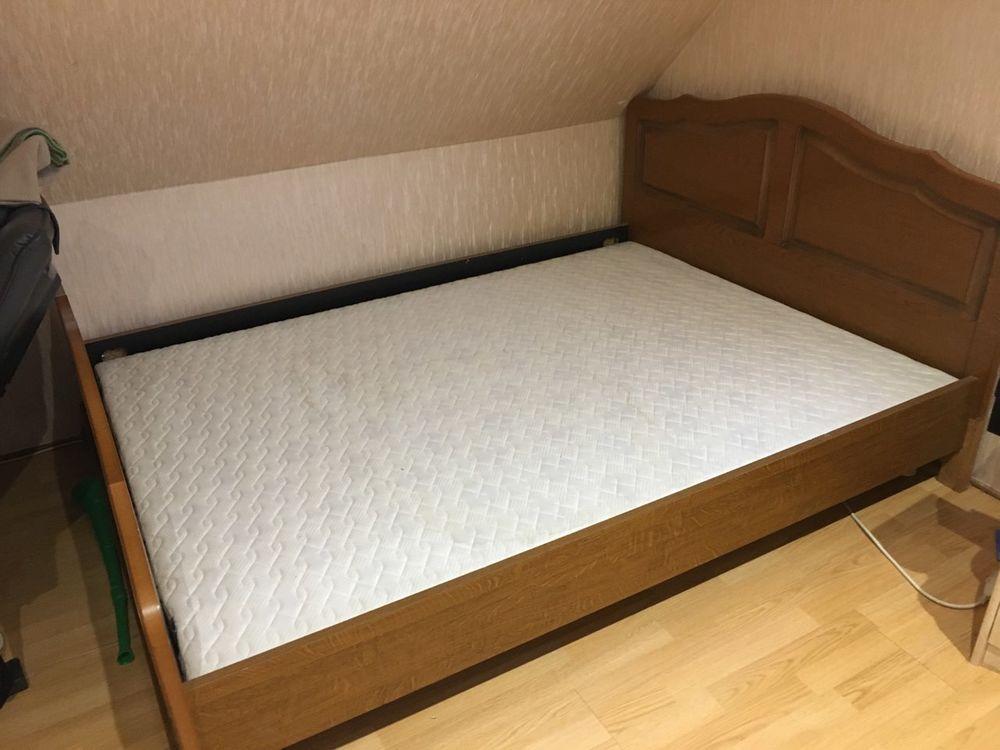 lit 140×200 avec le matelas  90 Sélestat (67)