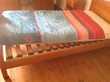 lit de 90 avec sommier à lattes en pin massif. Meubles