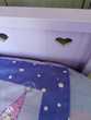 lit avec sommier matelas chevet Meubles