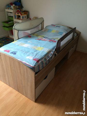 lits occasion bourges 18 annonces achat et vente de. Black Bedroom Furniture Sets. Home Design Ideas