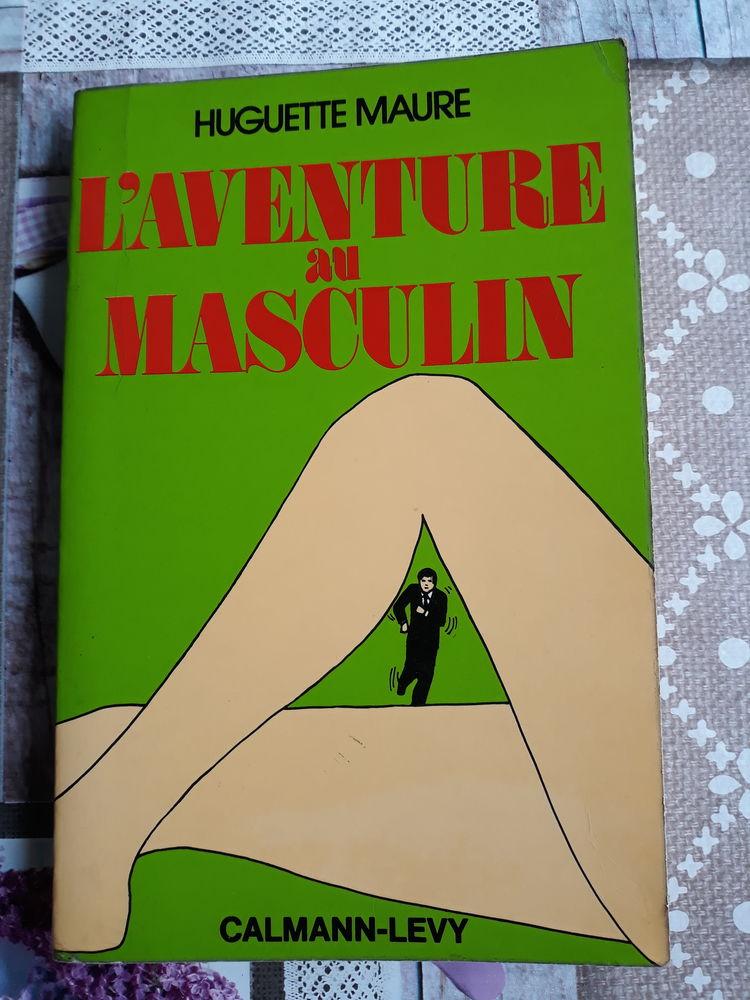 L'aventure au masculin  - Huguette Maure 5 Livry-Gargan (93)