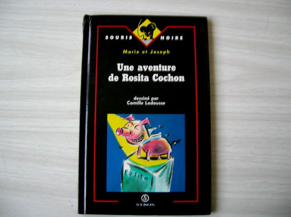 Une aventure de Rosita Cochon 5 Nantes (44)