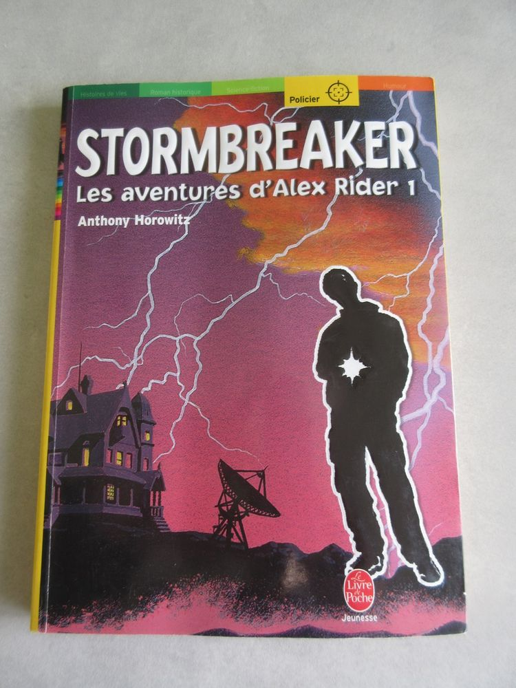 Les aventures d'Alex Rider 1 et 2 5 Jury (57)
