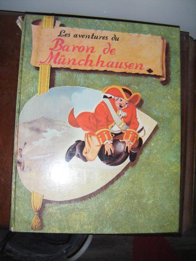 LES AVENTURES DU BARON DE MUNCHHAUSEN 1962 5 Saint-Yrieix-la-Perche (87)