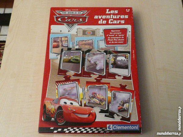 JEU LES AVENTURES DE CARS 5 Escalquens (31)