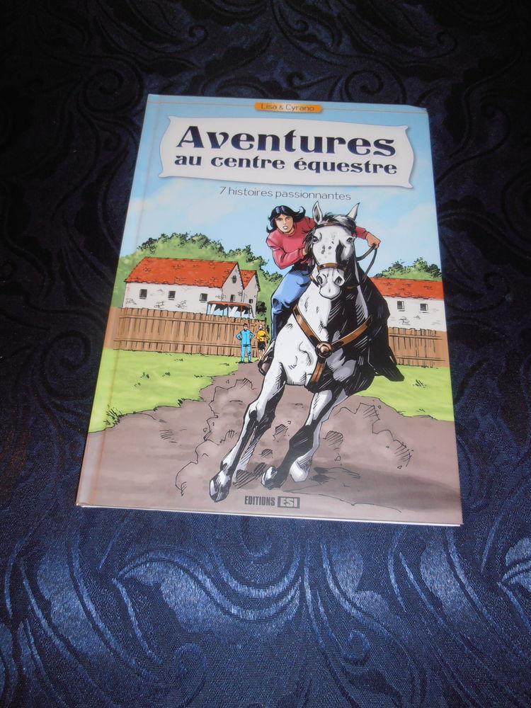 Aventures au Centre Equestre (29) 5 Tours (37)