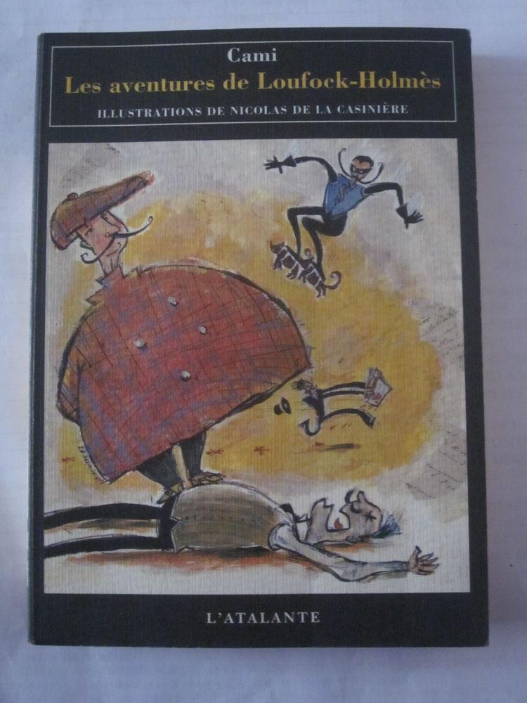 LES AVENTURES DE LOUFOCK HOLMES par  CAMI 25 Brest (29)