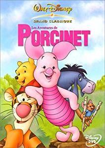 DVD les aventures de porcinet Jeux / jouets