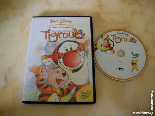 DVD LES AVENTURES DE TIGROU N°57 W.Disney 7 Nantes (44)