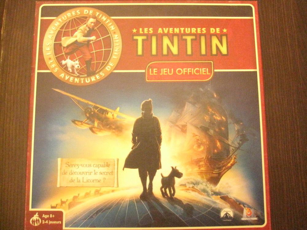 Les aventures de TIntin 12 Saint-Jean-Pla-de-Corts (66)