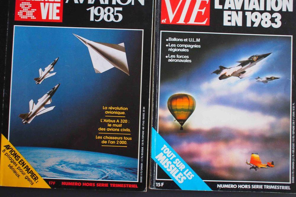 AVIATION - 1983 - 1985  6 Rennes (35)