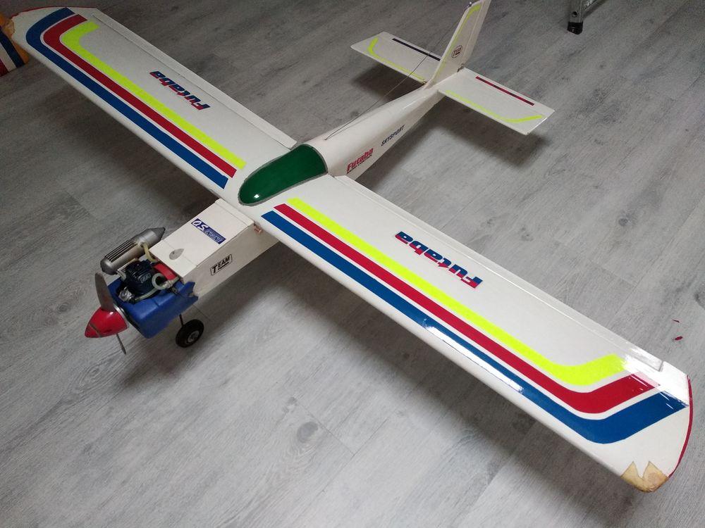 Avion débutant thermique 3 axes complet 70 Épinay-sur-Orge (91)