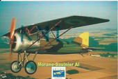 C P M , avion   français Morane-Saulnier A I de 1917  12 Tours (37)