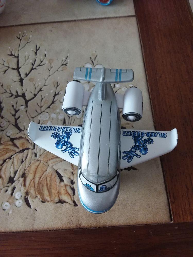 Avion plastique 1 Faulx (54)
