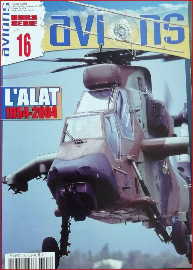 Avions Hors-Série n° 16 - L'Alat 1954-2004. 14 Avignon (84)