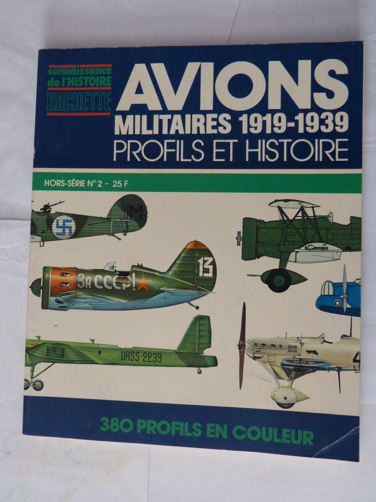 AVIONS MILITAIRES  1919 - 1939  PROFILS ET HISTOIRE 10 Brest (29)