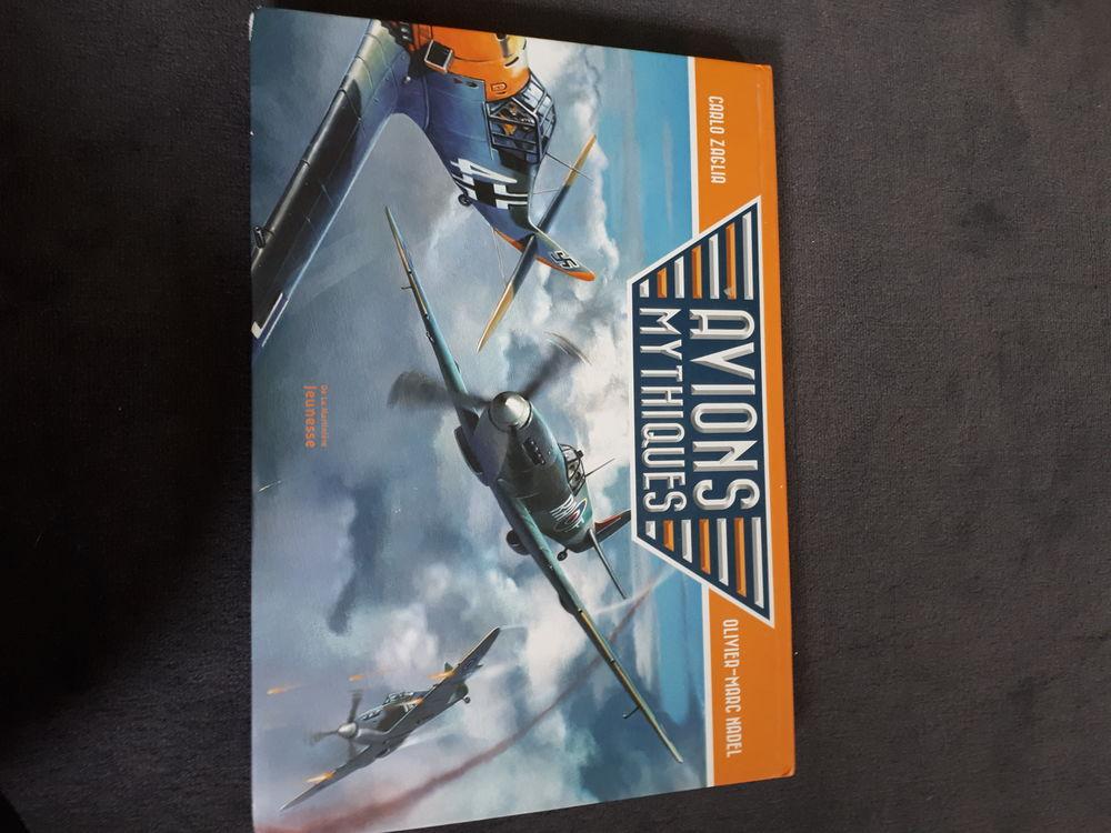 Les Avions Mythiques collection Jeunesse 9 Dommerville (91)