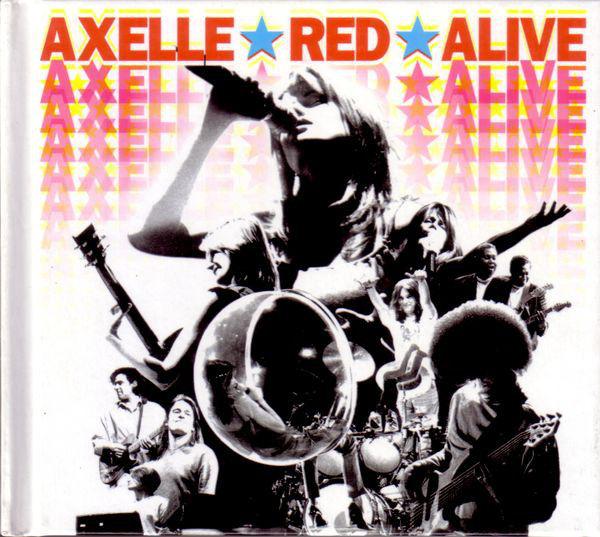 cd Axelle Red ?? Alive ( en tres bon etat ) 4 Martigues (13)