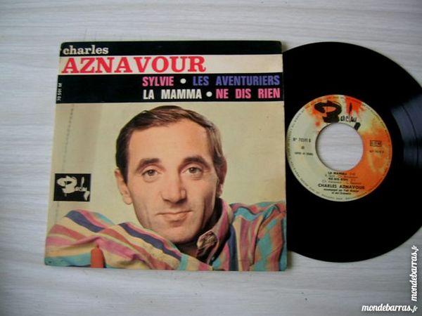 EP AZNAVOUR La mama 5 Nantes (44)