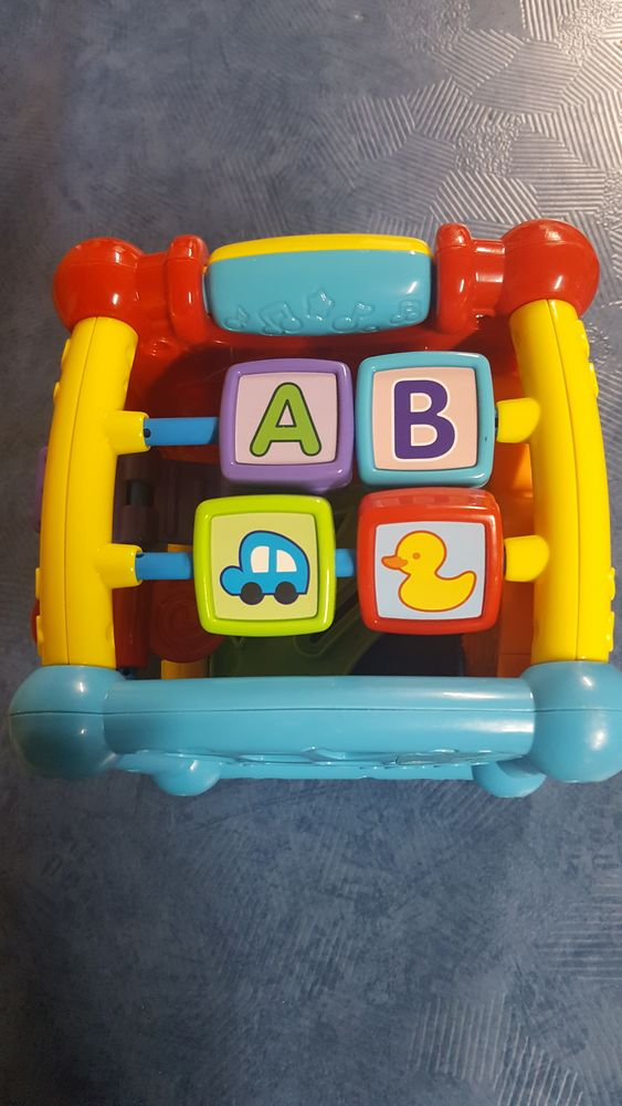 baby cube d'éveil à partir d'1 an 15 Custines (54)