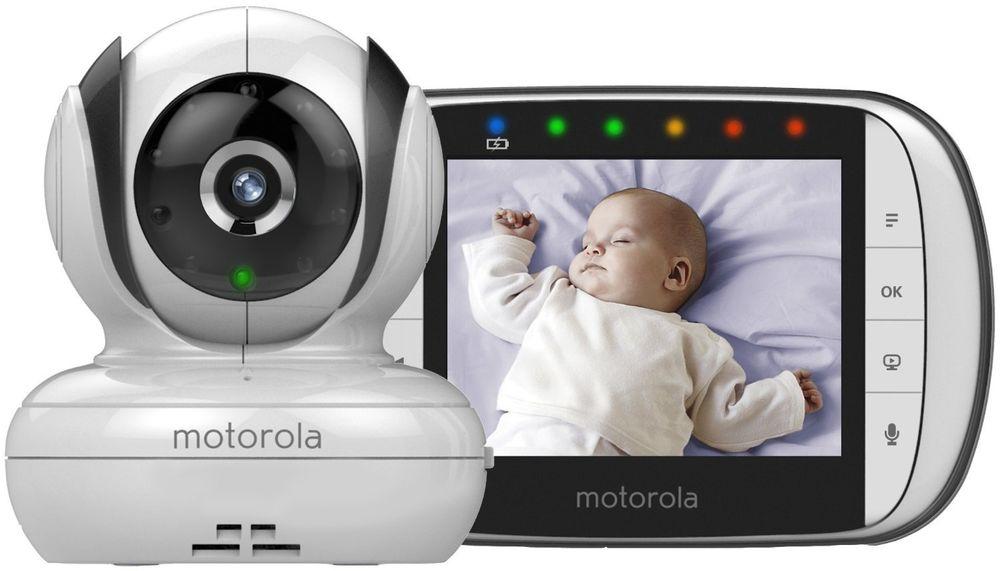 baby phone Motorola mbp 36s camera motorisee 68 Angoulême (16)