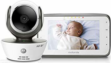 baby phone Motorola mbp 854 connect camera motorisée 85 Angoulême (16)