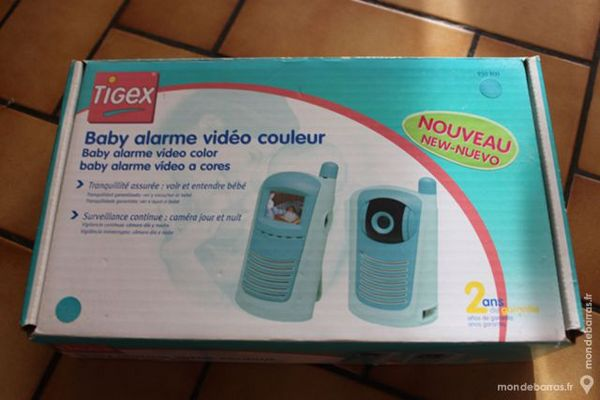 baby phone tigex video couleur 100 Wervicq-Sud (59)
