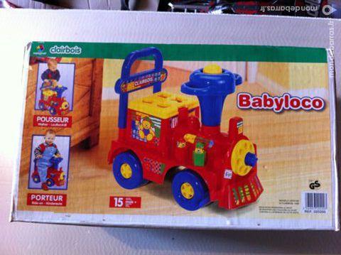 BabyLoco 20 Avezac-Prat-Lahitte (65)