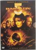 Babylon 5 saison 5 coffret 6 DVD 30 Bérat (31)