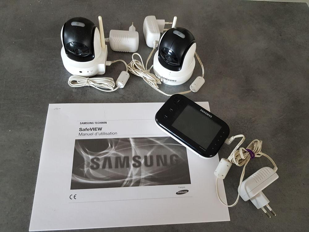 Babyphone Samsung avec double caméra 250 Oiselay-et-Grachaux (70)