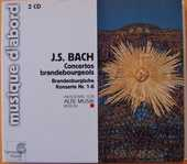 CD (2) BACH  Concertos Brandebourgeois 7 Lille (59)