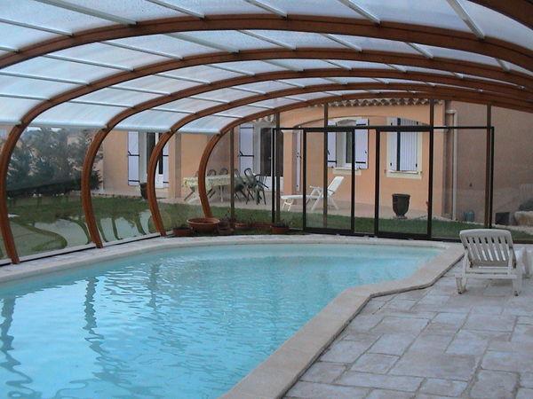 Bache d'hivernage piscine 300 Le Thor (84)