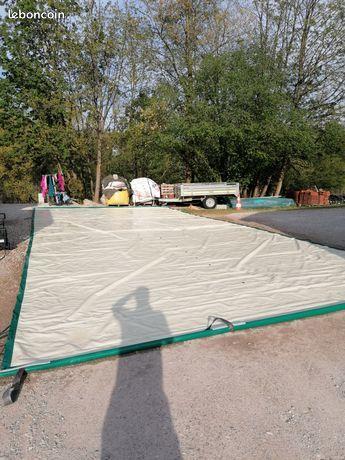 Bâche d'hivernage PVC  0 Aurons (13)