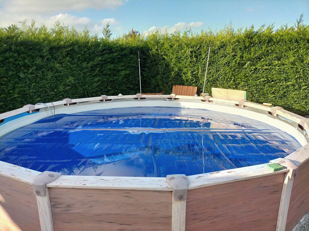 Bâche piscine 50 Ambarès-et-Lagrave (33)