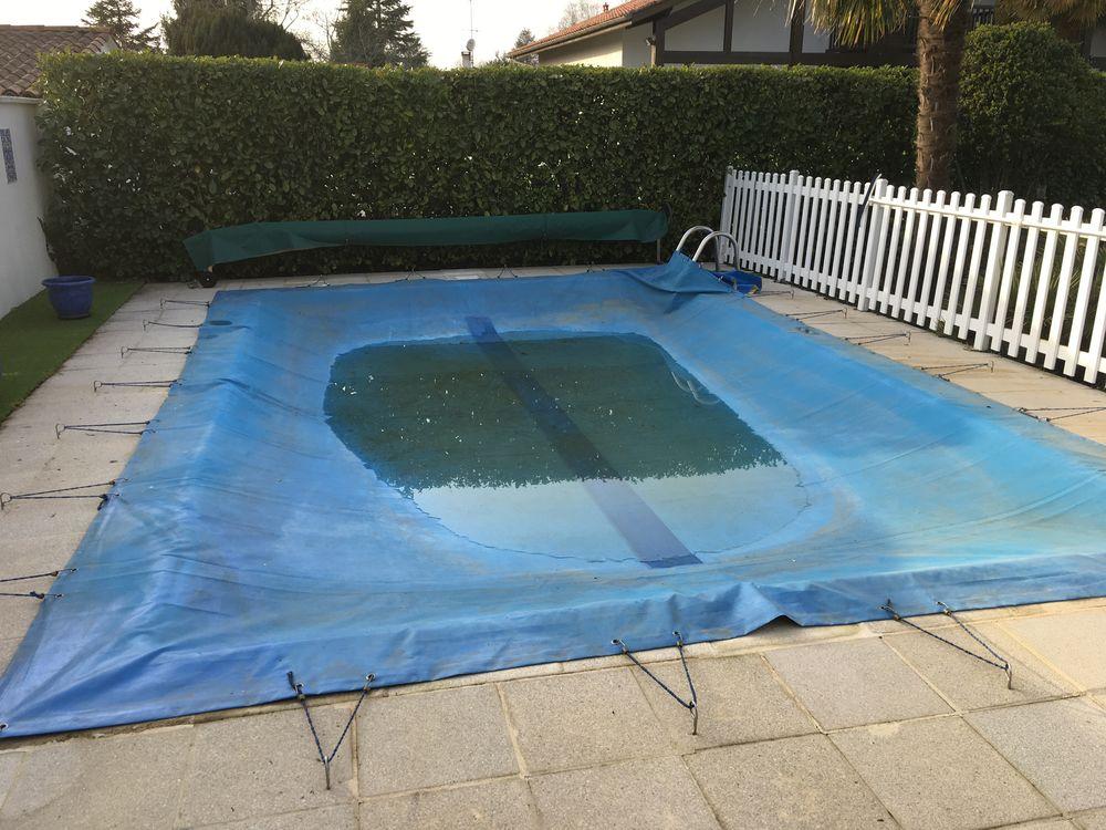 bache de piscine 200 Mont-de-Marsan (40)