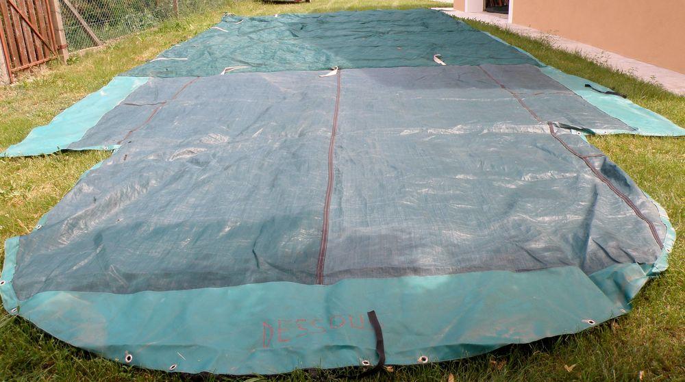 bache piscine  150 Salindres (30)