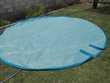 Bâche solaire piscine ronde hors sol intex Jardin